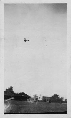 World War I Airplane