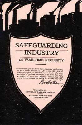 Safeguarding Industry Poster