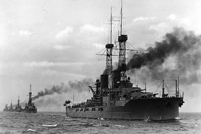 United States Atlantic Fleet, Dreadnought Delaware Leading