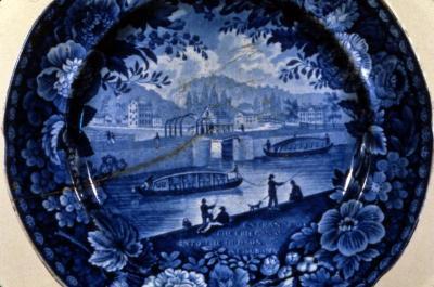 Commemorative Plate, 1825
