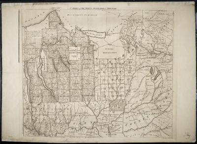 Life after the Revolution: Military Tract Map and Deeds