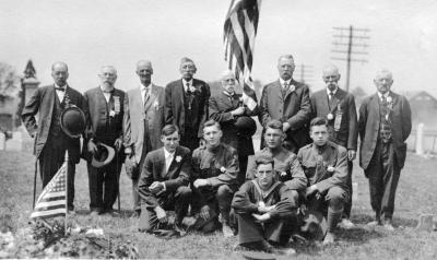 Civil War and World War I Veterans