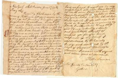 Life of the Enslaved in New York State