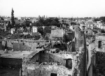 Tarsus Destruction