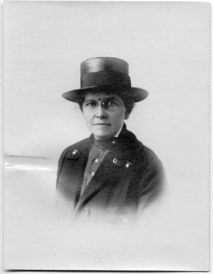 Mary E. Sheehan, Nurse