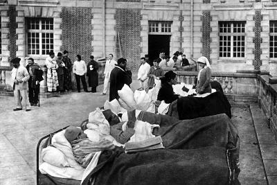 American Hospital in France