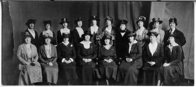Women's Libery Loan Committee