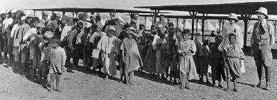 Armenian Refugee Children, Valley of Sorek