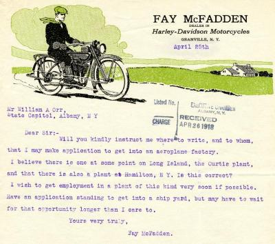 Fay McFadden Employment Inquiry