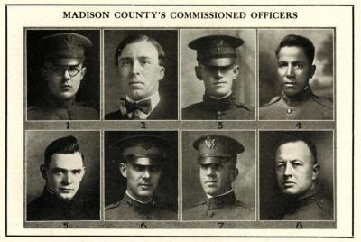 Oneida Involvement in World War I