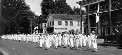 Women of the Unadilla Branch of the American Red Cross
