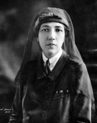 Marion Dickerman, Nurse Orderly