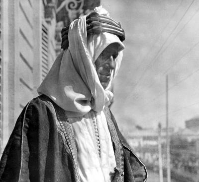 British Archaeologist T.E. Lawrence